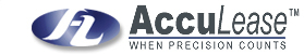 Logo, Acculease - Financing Company